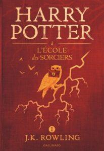 Harry Potter à l'école des sorciers - J. K. Rowling