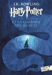 Harry Potter et la chambre des secrets - J. K. Rowling